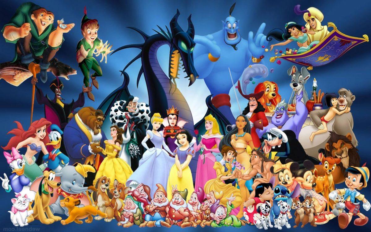 Hány rajzfilmet ismersz fel színek alapján?