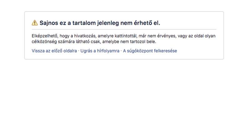 Eltűnt az egyik legviccesebb magyar Facebook-oldal