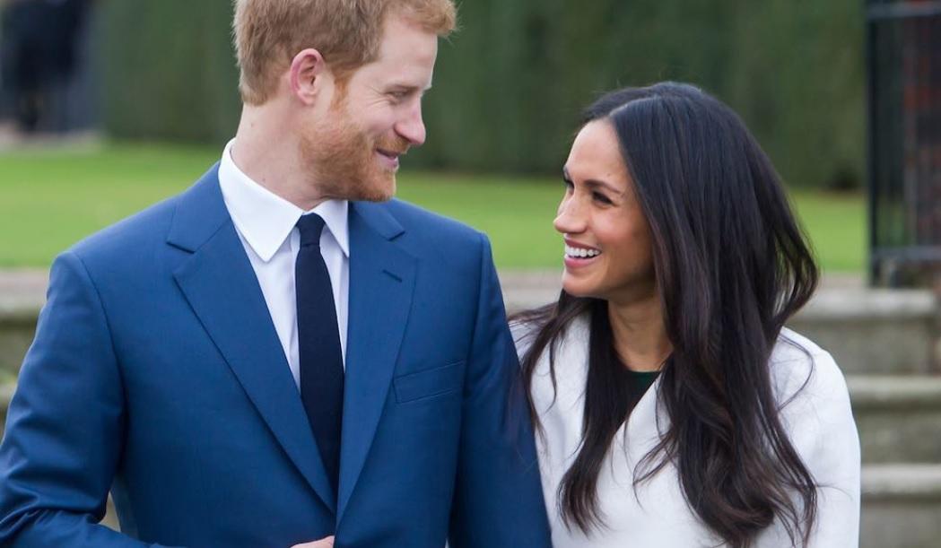 Harry herceg és Meghan Markle (fotó: Instagram/Kensington Royal)