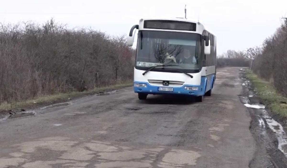 Ennél nyomorultabb út nincs Magyarországon – videó