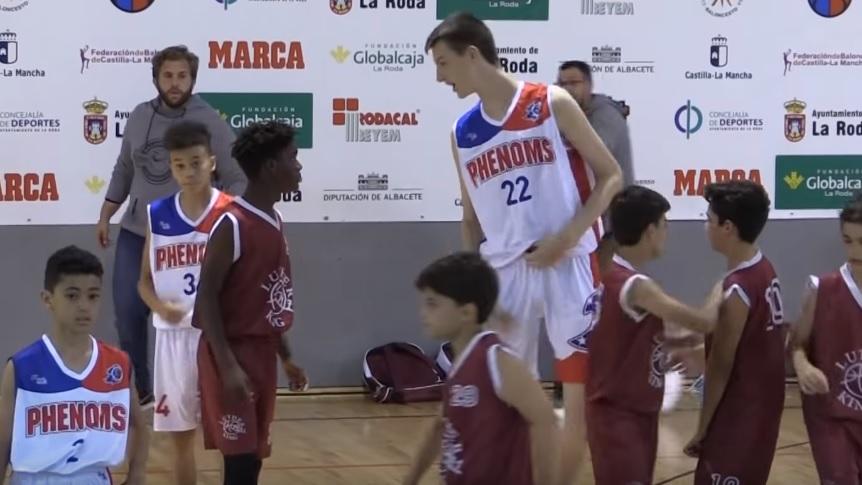 Olivier Rioux (részlet a videóból)
