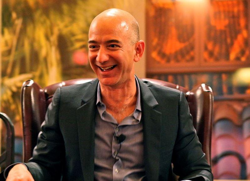 Jeff Bezos (Fotó: Wikipedia)