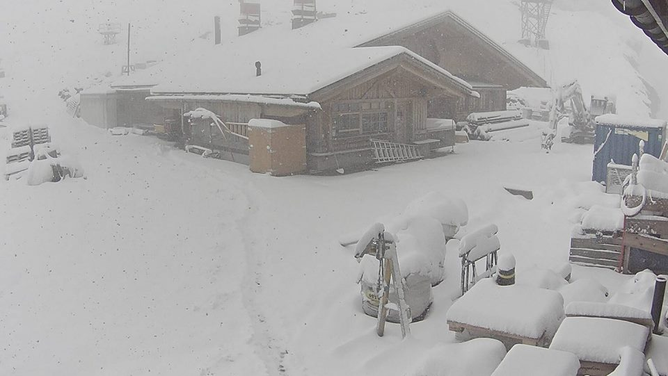 Fotó: Facebook/Severe Weather Europe